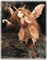 """Magic"" Faerie - Full view by GossamerGlen"