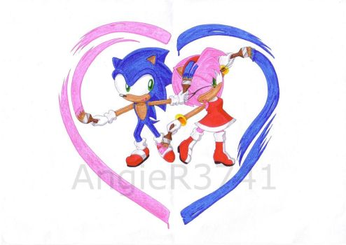 Sonamy LOVE IS ART by AngieR3741