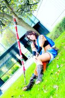 Fang Cosplay FF13 by LadyDaniela89
