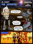 THE INFINITES: Strip 30 by Nesshead