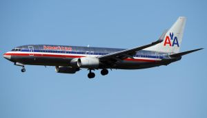 American Airlines Boeing 737 by shelbs2