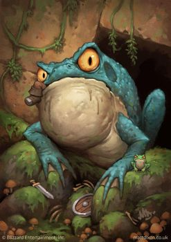 Huge Toad by MattDixon