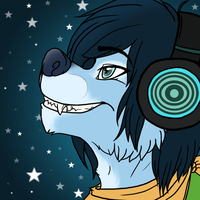 Space Headphones by Klumpeh