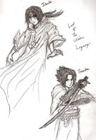 Last sons of the Uchiha clan by JudgeGooby