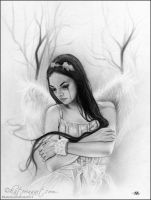 Lost Angel by Katerina-Art