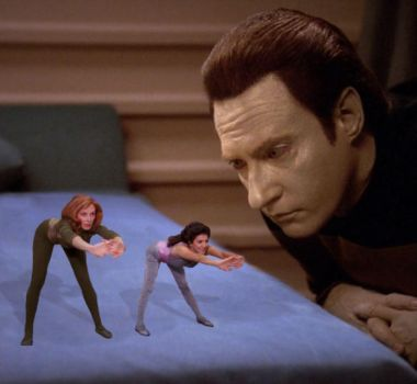 Shrinking Star Trek 2/3 by guys-and-dolls