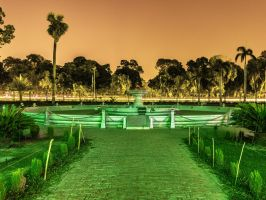 Fountain but no water by jahanzebahsan