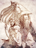 The Hobbit by ChocoHal