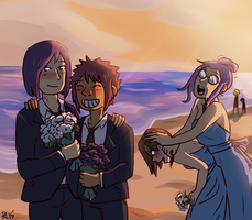 Beach date by graffiti-flower