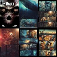 The Vault #3 by saktiisback