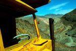 Mine Tractor and View by TinyCueCard