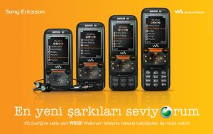 Sony Ericsson W950 v2 by Mr-Current