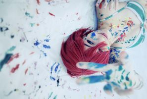 Paint Your World by wrongcoordinate