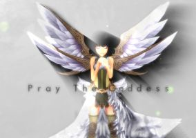 :: PRAY THE GODDESS :: by tifany1988
