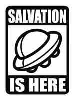 Salvation is Here by samowel