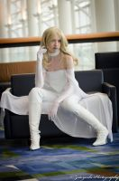 C2E2 White Queen (Emma Frost) by N1k0nSh00ter