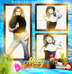 Photopack PNG #1 Miley Cyrus by HeartBreaker10