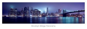 Brooklyn Bridge Panorama by AlexMarshall