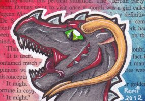 .:ACEO - It Might:. by Kharemi