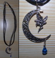 Necklace - Midsummer Night by Wilhelmine
