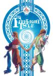 The Firelight Isle Cover 1 by spoonbard