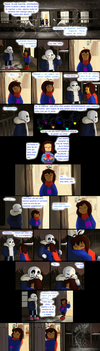 Endertale Pag 14 - by TC-96 by AlexsDragon