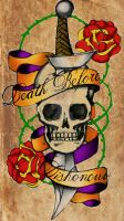 Death Before Dishonour Trad by BenjiRox