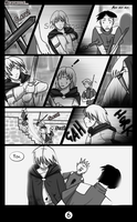 Gauntlet round 2: Page 6 by MarshmellowHeaven