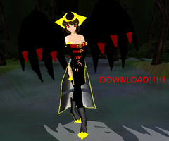 MMD NEWCOMER DOWNLOAD-Giratina by khftw