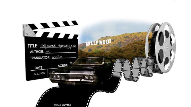 Hollywood Apocalypse - wallpaper by madhutter