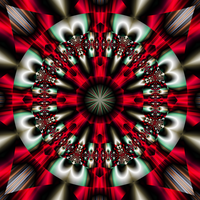 Kaleidoscope Design 12 by DennisBoots