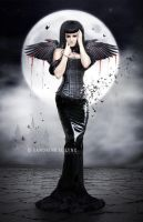 - Hell's angel - by SandyLynx