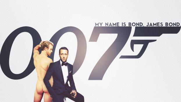 His name is Bond by MonaLizzeta
