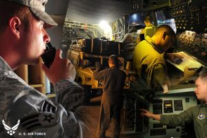 USAF At work by Chrippy