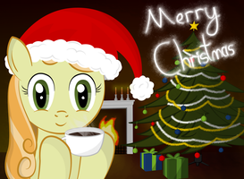 Junebug Answers - Merry Christmas by Pterocorn
