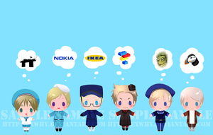 APH - card sticker set 3 by exwhy