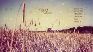 Field Wallpaper by Martz90