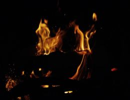 Fire 7 by Panopticon-Stock