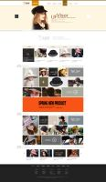Shopping mall Win8 style style mall site by lidingling