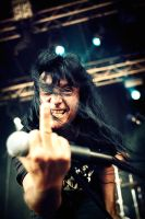 Greetings from Joey Belladonna by Juzma