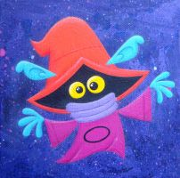 Orko by xanderthurteen