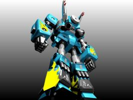 MEGAS XLR 05 by g2mdluffy
