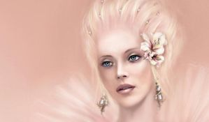pink by oione