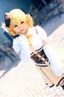 Tomoe Mami DevID by BBChibi