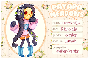 Payapa Meadows - Monrovia Wilde by KayVeeDee