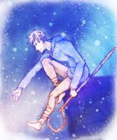 rotg- Jack Frost by Kohane-hime