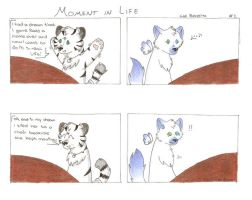 Moment in Life:2 by BlueLumi