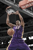 Andrew Bynum by IshaanMishra
