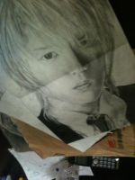 Jaejoong sketch by Soltix