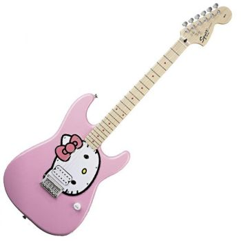 Perfect Guitar for Me... by ImaPurdyKitty